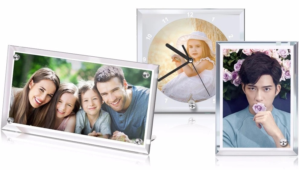 Sublimation blank glass