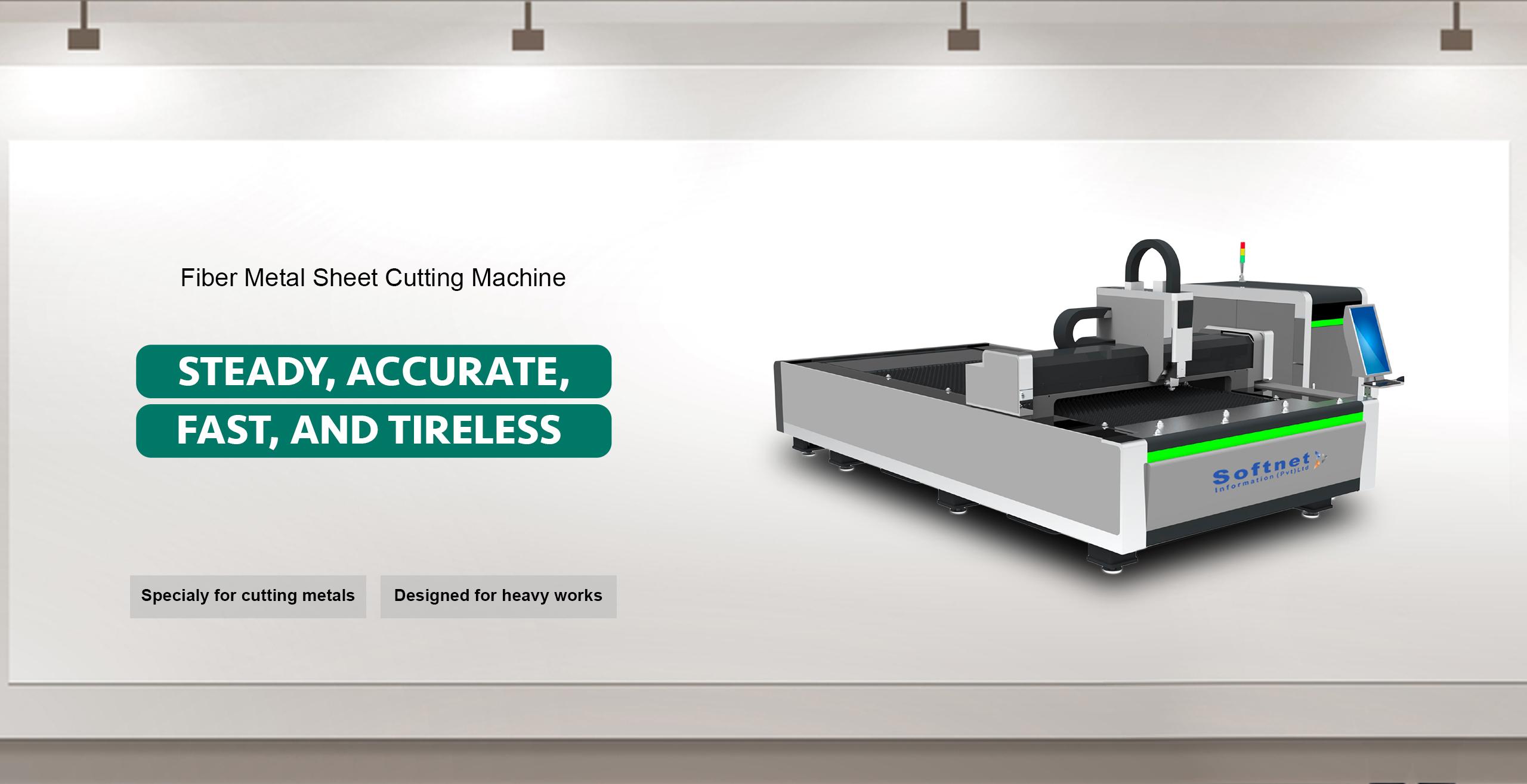 Fiber Laser Machines in Sri Lanka